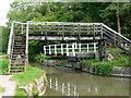 ST8160 : Bradford-on-Avon - Footbridge by Chris Talbot