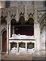 SK9771 : Tomb of Bishop Richard Fleming, Lincoln Cathedral by J.Hannan-Briggs