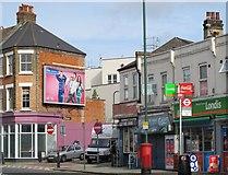 TQ2282 : Harrow Road / Felixstowe Road, NW10 by Mike Quinn