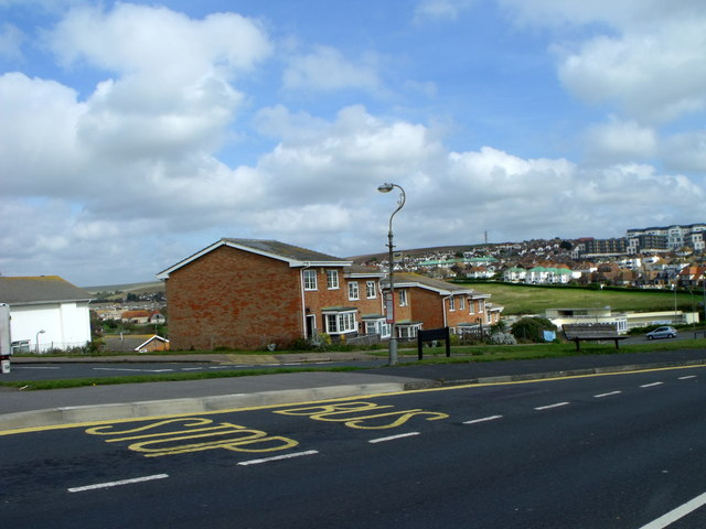 South Coast Road, Saltdean by nick macneill