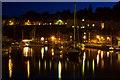 SH5738 : Porthmadog Harbour, Gwynedd by Peter Trimming