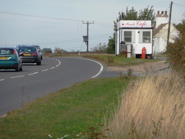 Pearls Cafe on the Doncaster Road