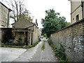 SE1534 : Back Manningham Lane by Christine Johnstone