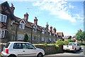TQ5056 : Former Almshouses by N Chadwick