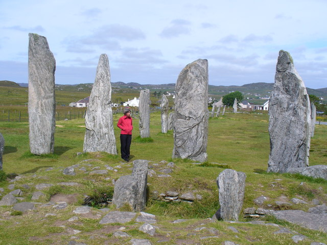 Uncovered Tomb, Callanish