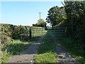 SP9727 : Public Footpath by Mr Biz