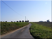 TM2743 : Mill Road,  Hemley by Geographer