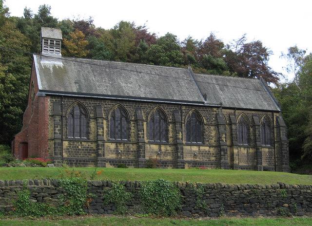 Thurlstone - St Saviour's Parish Church