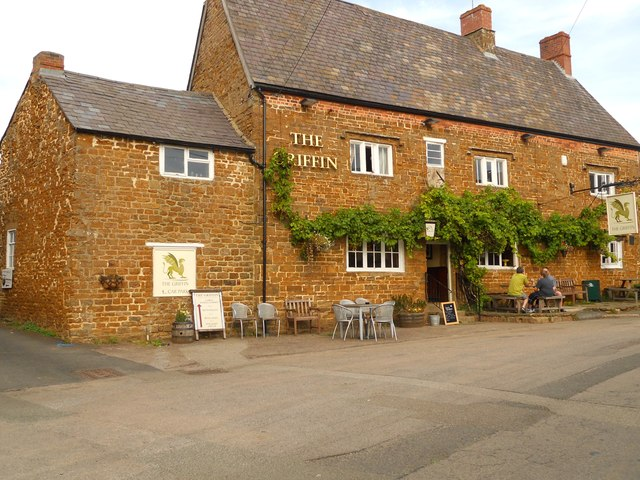 Chipping Warden-The Griffin