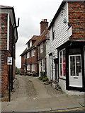 TQ9220 : Rye/East Sussex, Ockman Lane by Helmut Zozmann