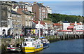 NZ8911 : View from Whitby bridge by Graham Horn