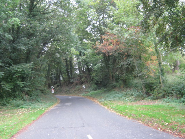 Road out of Cleasby to Manfield