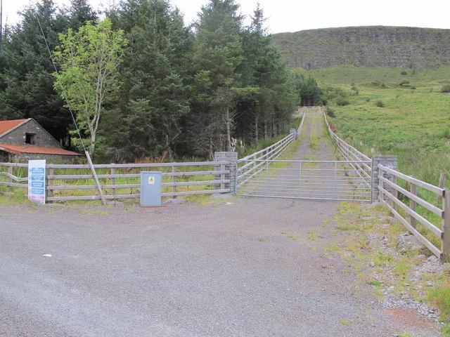 Sligo: Road to Water Works
