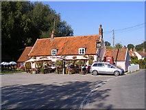 TM2743 : The Fox Inn Public House by Geographer