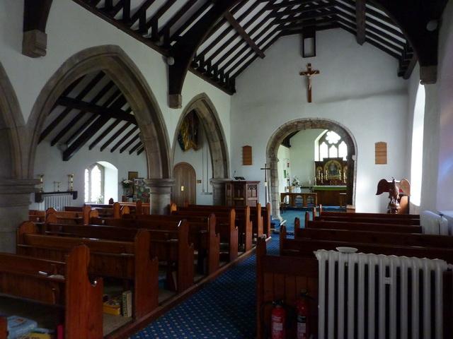 St Mary Magdalene Church, Trimdon, Interior