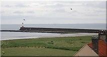NU0052 : Northern Breakwater, Tweed Estuary by N Chadwick