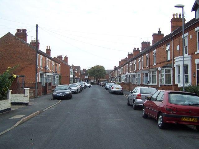 Boyer Street, Loughborough