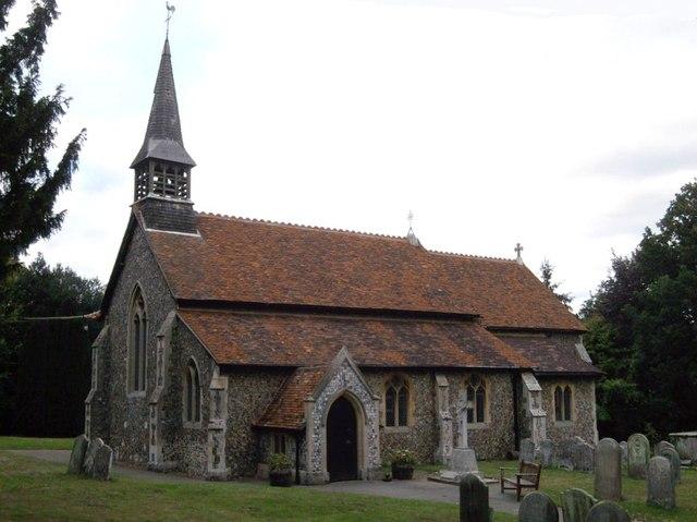 St Mary's Church, Bucklesham