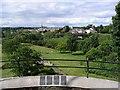 NT7233 : Bridgend Park, Kelso by Walter Baxter