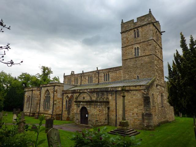 St Brandon Church, Brancepeth