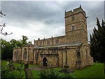 NZ2237 : St Brandon Church, Brancepeth by Alexander P Kapp