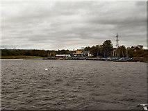 SD7909 : Elton Reservoir by David Dixon