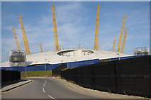 TQ3979 : Millennium Dome by Philip Halling