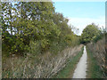 SK6834 : Grantham Canal by Alan Murray-Rust