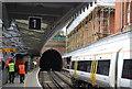 TQ5839 : Wells Tunnel, Tunbridge Wells Station by N Chadwick