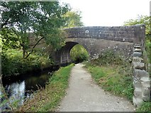 SK3056 : Bridge over the Cromford Canal by Graham Hogg