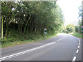 SH5440 : Entering Penmorfa from A487 by John Firth
