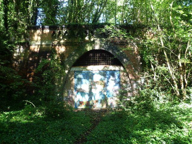 Site of Upper Sydenham station