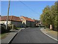 SK6733 : Village Street, Owthorpe by Alan Murray-Rust