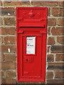 NZ1768 : Edward VII postbox, Callerton by Mike Quinn