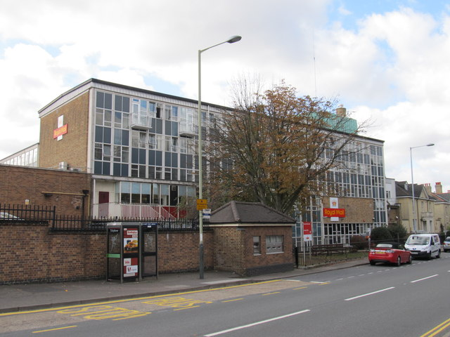 Royal mail Building, Norwich
