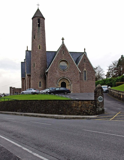 St. Patrick's Church, Main Street, Donegal Town