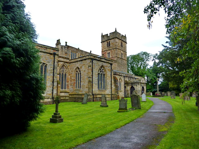 St Brandon Church, Brancepeth