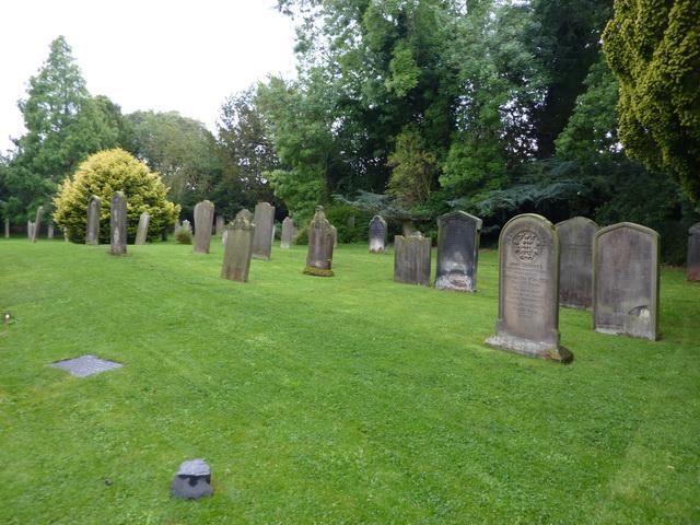 St Brandon Church, Brancepeth, Graveyard