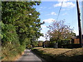 TM2743 : Ipswich Road, Newbourne by Adrian Cable