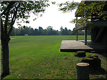 SP5206 : Merton College playing fields by Nick Smith