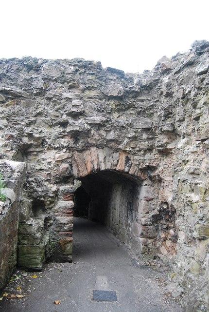 White Tower, Berwick Castle