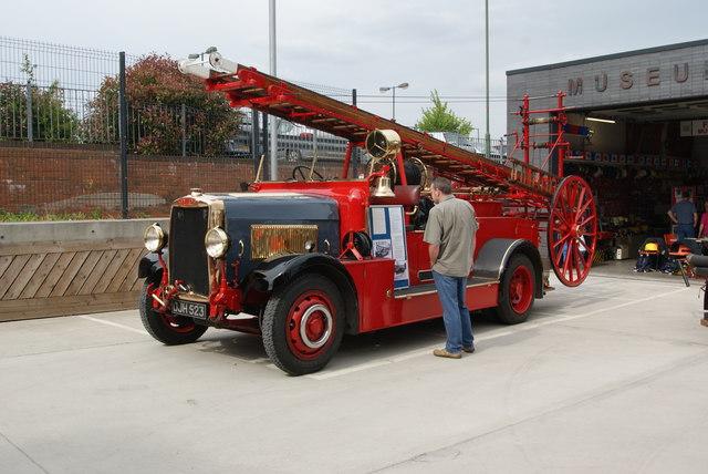 Hertfordshire Fire Brigade Museum Open Afternoon (1)