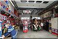 TQ1195 : Hertfordshire Fire Brigade Museum Open Afternoon (2) by John Webb