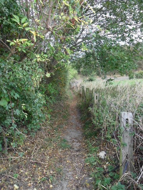 Footpath, Broken Cross, Almondbury