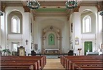 TQ3880 : All Saints, Newby Place, Poplar - East end by John Salmon
