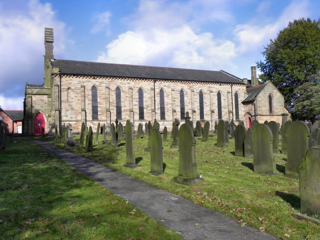 St David's Parish Church, Copperas Lane