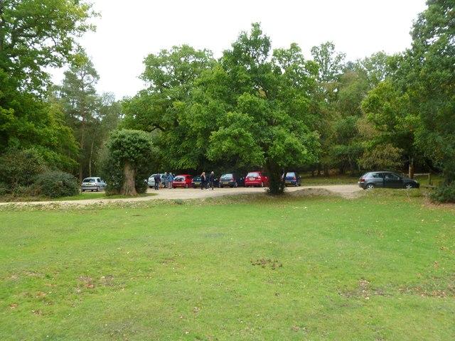 Busketts Lawn Car Park