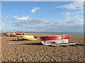 TQ3203 : Fishing Boats by Simon Carey