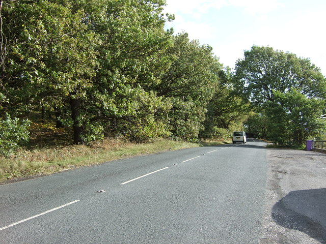 Woolley Edge Lane