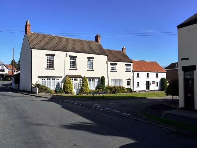 East Well House, Sedgefield